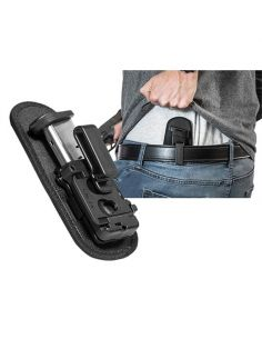 ALIEN GEAR HOLSTER, 1er-Magazin Holster Double-Stack 9mm/.40cal (inside oder outside tragbar)_101107
