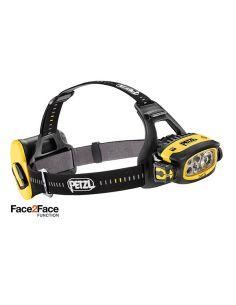 PETZL, leistungsstarke Stirnlampe DUO Z2, 430 Lumen (inkl. 4 AA Batterien)_106355