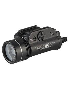 STREAMLIGHT, taktische Waffenlampe TLR-1 HL, black, 800 Lumen (inkl. Batterien)_107106