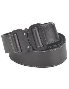 AUSTRIALPIN, Leather Belt COBRA 38 matt, schwarz_107711