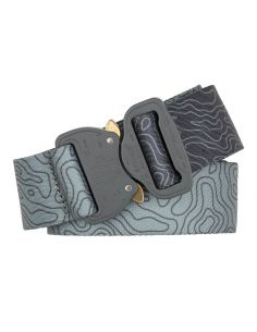 AUSTRIALPIN, Textil Belt COBRA 38, grau_107719