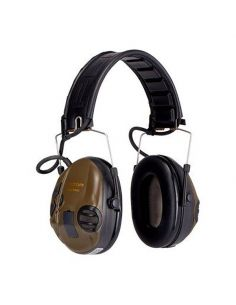 PELTOR/3M™, Gehörschutz PELTOR SPORT TAC, grün/orange_108095
