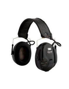 PELTOR/3M™, Gehörschutz PELTOR SPORT TAC, schwarz/rot_108101