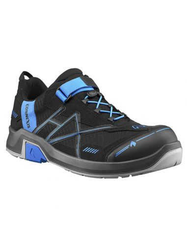HAIX CONNEXIS SAFETY T S1 LOW, grey-blue_108715
