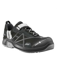 HAIX CONNEXIS SAFETY T S1P LOW, black-silver_108735