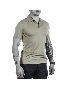 UF PRO, Polo Shirt URBAN, desert grey_109342