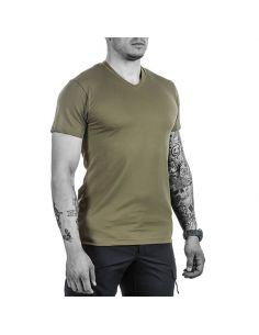 UF PRO, T-Shirt URBAN, chive green_109348