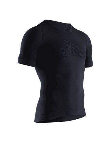 X-BIONIC ENERGIZER 4.0 LT Shirt V-Neck Men, black_110197
