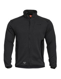 PENTAGON, Fleece Jacke AMINTOR, black_110558