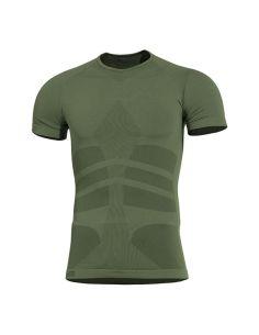 PENTAGON,  Funktionsshirt PLEXIS T-SHIRT, camo green_111524