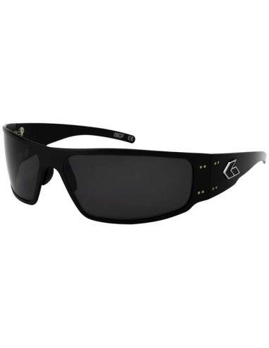 GATORZ Sonnenbrille MAGNUM (Black/Smoked)_112065