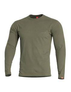 PENTAGON, langarm Shirt AGERON, olive_112641