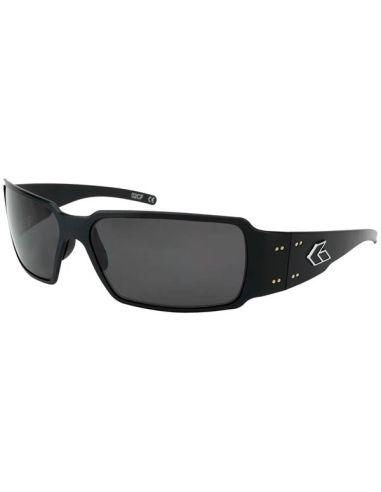 GATORZ Sonnenbrille BOXSTER polarisiert (Black / Smoked Polarized)_112783