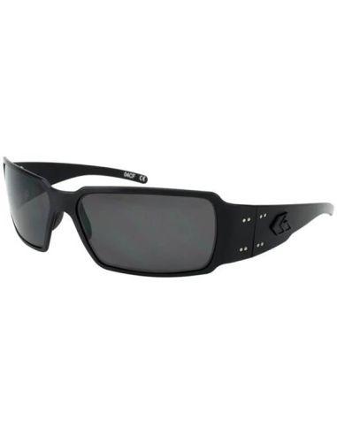 GATORZ Sonnenbrille BOXSTER polarisiert (Blackout / Smoked Polarized)_112787