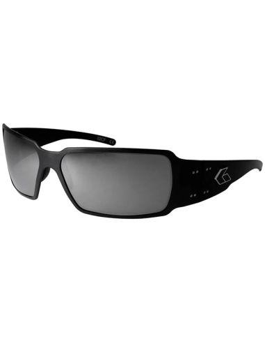 GATORZ Sonnenbrille BOXSTER verspiegelt (Black / Smoked w/Chrome)_112791