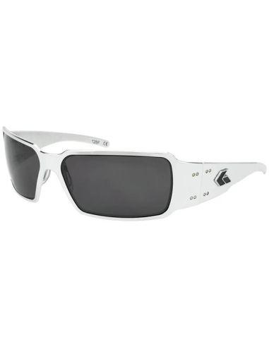 GATORZ Sonnenbrille BOXSTER polarisiert (Polished / Smoked Polarized)_112807