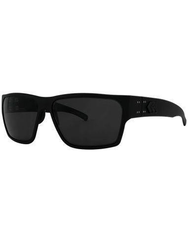 GATORZ Sonnenbrille DELTA polarisiert (Matte Blackout / Smoked Polarized)_114114