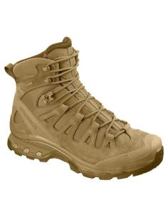 SALOMON FORCES, Einsatzschuh QUEST 4D GTX FORCES 2 EN, coyote brown_114520