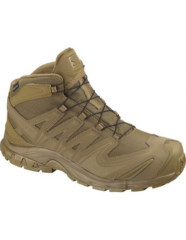 SALOMON FORCES, Einsatzschuh XA FORCES MID GTX, coyote brown_114526