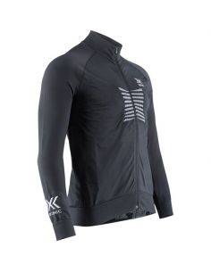 X-BIONIC RACOON 4.0 TRANSMISSION LAYER Full Zip Unisex, black_114638