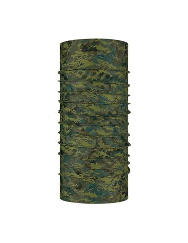 BUFF PROFESSIONAL, Neckwear, COOLNET UV + TUBULAR, boskage forest green_114839