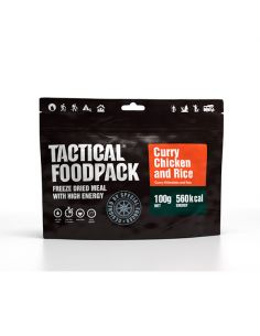 TACTICAL FOODPACK, Curry Chicken & Reis, 100g_115614