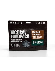 TACTICAL FOODPACK, Mashed Potatoes & Bacon, 110g_115620