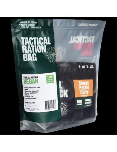 TACTICAL FOODPACK, 1 Menu-Packet VEGAN, 352g_115632
