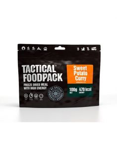 TACTICAL FOODPACK, Sweet Potato Curry, 100g_115647