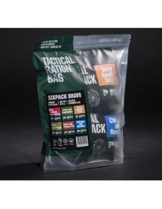 TACTICAL FOODPACK, Tactical Six Pack BRAVO, 610g_115661