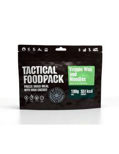 TACTICAL FOODPACK, Veggie Wok & Noodles, 100g_115670