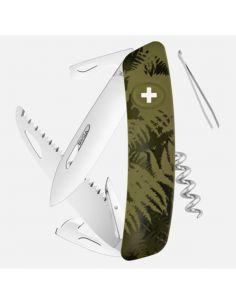 SWIZA, Schweizer Taschenmesser, CAMOUFLAGE, olive_115795