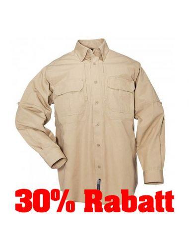 30% Rabatt: 5.11 TACTICAL SERIES TACTICAL SHIRT L/S, COYOTE_115849