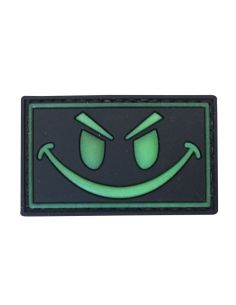 CHARLIE MIKE, Morale Patch BAD SMILE GLOW_116014