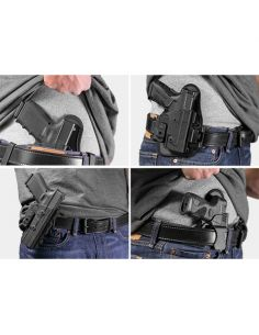 ALIEN GEAR HOLSTERS, SIG P320 Full Size 9mm Holster, SHAPESHIFT CORE CARRY PACK_116071