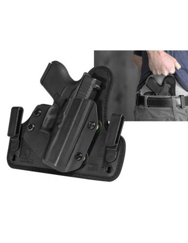 ALIEN GEAR HOLSTERS, Glock 17/22/31 Inside-Holster, Cloak Tuck 3.5 IWB_116164