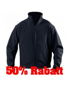 50% Rabatt: BLAUER, Softshell Flece Jacket, dark navy_116202