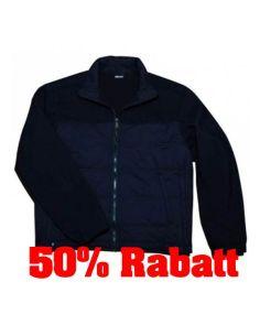 50% Rabatt: BLAUER, Softshell Hybrid Jacket, dark navy_116208