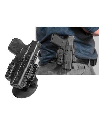 ALIEN GEAR HOLSTERS, Glock 43 Holster, ShapeShift OWB Paddle Holster_116465