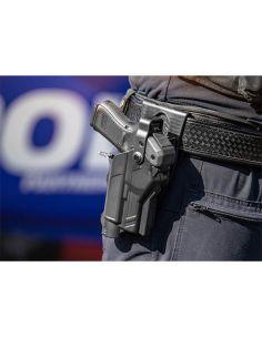 ALIEN GEAR HOLSTERS, Glock 17/22 Level III Holster, RAPID FORCE DUTY HOLSTER_116593