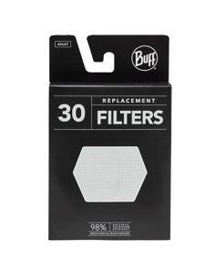 BUFF Ersatzfilter für FILTER TUBE, 30 Stück_117163