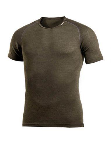 WOOLPOWER, Lite T-Shirt, pine_117414