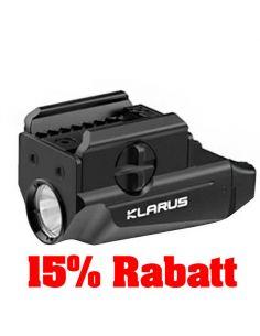 KLARUS, LED Waffenlampe GL1, 600 Lumen (inkl. Akku)_117643