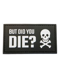CHARLIE MIKE, Morale Patch BUT DID YOU DIE?_118120