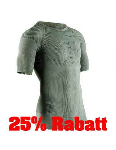 25% Rabatt: X-BIONIC Combat Energizer 4.0 Shirt Olive Green/Anthrazit SH SL Men_119815