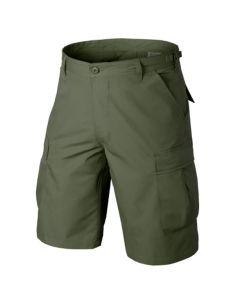 HELIKON-TEX Shorts BDU SHORTS - COTTON RIPSTOP, olive green_124962
