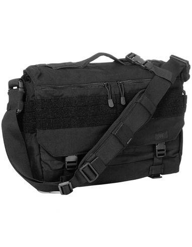 5.11 TACTICAL, RUSH DELIVERY MESSENGER BAG LIMA, BLACK_47592