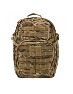 5.11 TACTICAL, RUSH 24 BACKPACK Molle Rucksack (medium), multicam, 37 Liter_48197