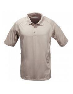 5.11 TACTICAL SERIES PERFORMANCE POLO, SILVER TAN_49158