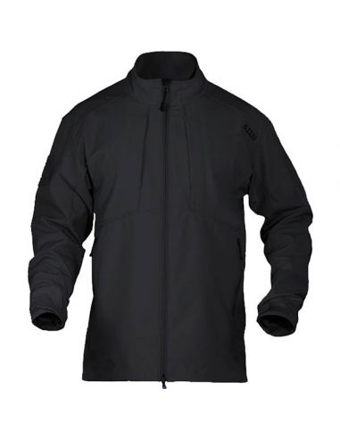 5.11 TACTICAL SERIES SIERRA SOFTSHELL, BLACK_53297